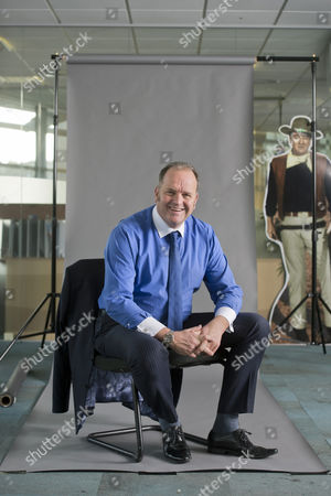 Editorial picture of Nev Wilshire CEO of Save Britain Money at Their Swansea Call Centre, Wales, Britain - 13 Feb 2014