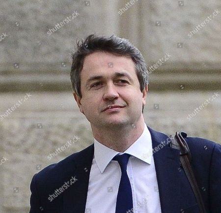 Stock Image of Rupert Harrison Chief of staff to George Osborne