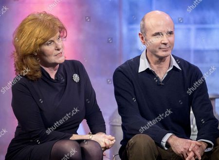 The Archers - Buffy Davis and Richard Attlee