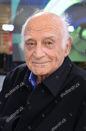 Stock Picture of Michel Serres