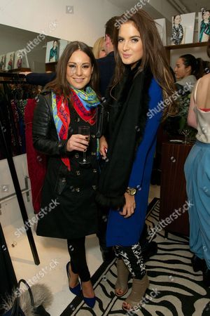 Louise Thompson and Alexandra Felstead
