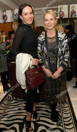 Editorial picture of Hayley Menzies Ottoline store launch, London, Britain - 19 Mar 2014