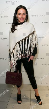 Editorial image of Hayley Menzies Ottoline store launch, London, Britain - 19 Mar 2014