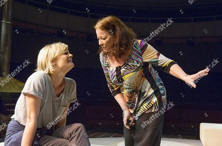 Martha Plimpton as Brook, Clare Higgins as Silda
