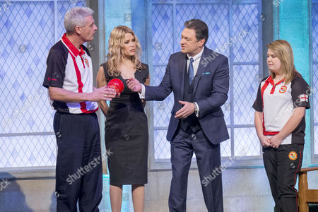 Editorial photo of 'The Alan Titchmarsh Show' TV programme, London, Britain. - 20 Mar 2013