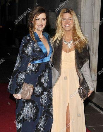 Francesca Newman Young and Cheska Hull
