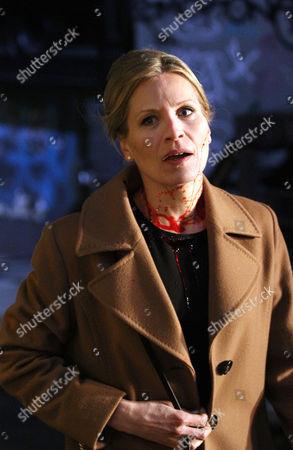Editorial image of 'Gotham' TV show on set filming, New York, America - 20 Mar 2014
