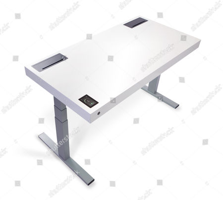 Stock Photo Of The Stir Kinetic Desk ...