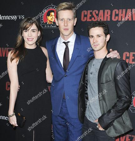 Christa B. Allen, Gabriel Mann, Connor Paolo