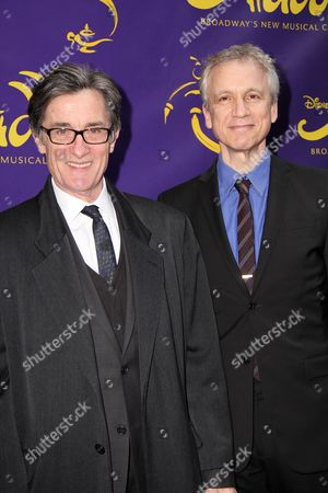 Roger Rees, Rick Elice