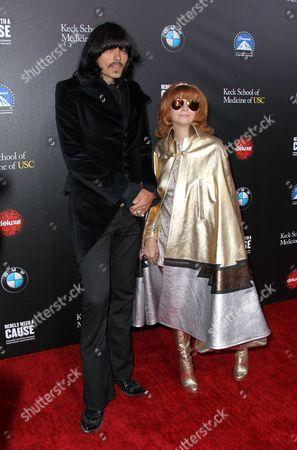 J D King and Linda Ramone