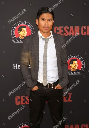 Editorial photo of 'Cesar Chavez' film premiere, Los Angeles, America - 20 Mar 2014