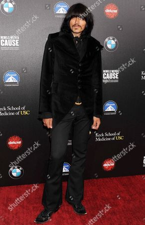 Editorial photo of 2nd Annual Rebel with a Cause Gala, Los Angeles, America - 20 Mar 2014