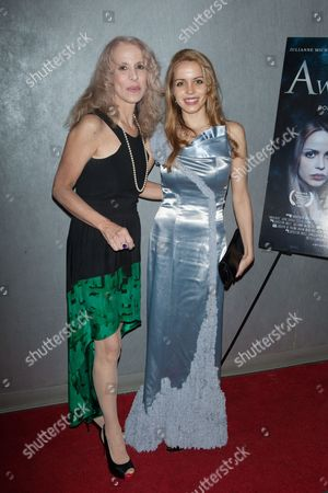 Editorial photo of 'Awakened' Film premiere, New York, America - 21 Mar 2014