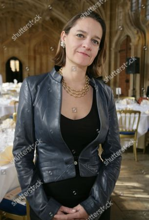 Stock Image of Lucy Kellaway