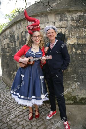 Philip Reeve and Sarah McIntyre 'Oliver and The Seawigs'