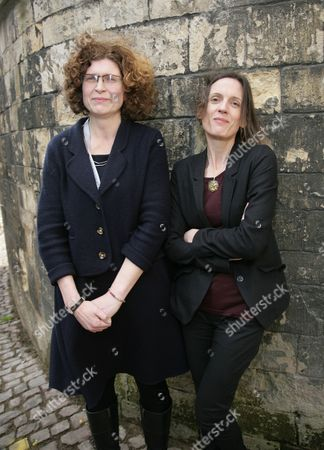 Stock Image of Rebecca Mead and Isabel Berwick