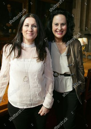 Stock Image of Jennifer Ballantine Perera and Nhean Haynes de Domecq