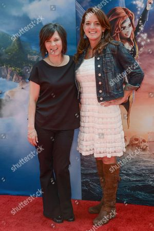 Stock Photo of Peggy Holmes, Jenni Magee-Cook