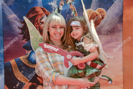 Editorial image of 'The Pirate Fairy' film premiere, Los Angeles, America - 22 Mar 2014