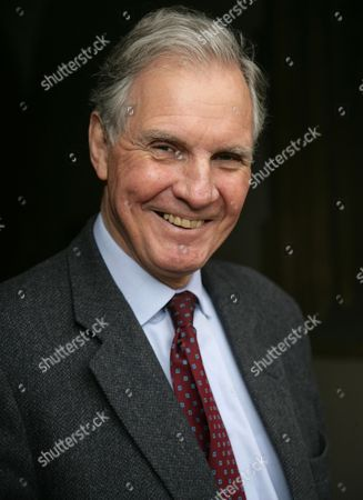 Jonathan Aitken promoting his book Margaret Thatcher: Power & Personality
