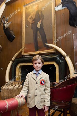 Stock Picture of Prince Simeon Hassan of Bulgaria