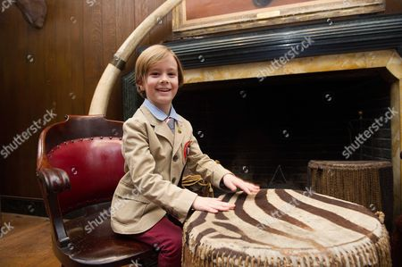 Editorial photo of Prince Simeon Hassan at The Explorers Club, New York, America - 20 Mar 2014