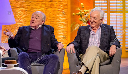 Editorial picture of 'The Alan Titchmarsh Show' TV Programme, London, Britain - 24 Mar 2014
