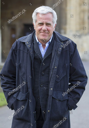 Stock Photo of Literary editor Paul Blezard