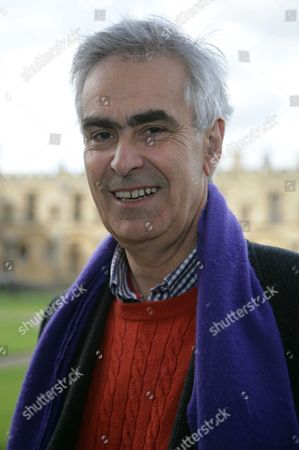Editorial photo of FT Weekend Oxford Literary festival, Oxfordshire, Britain - 24 Mar 2014
