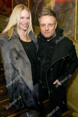 Tuuli Shipster and Rankin