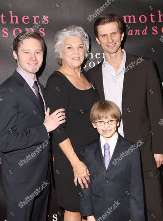 Editorial image of 'Mothers and Sons' opening night, New York, America - 24 Mar 2014