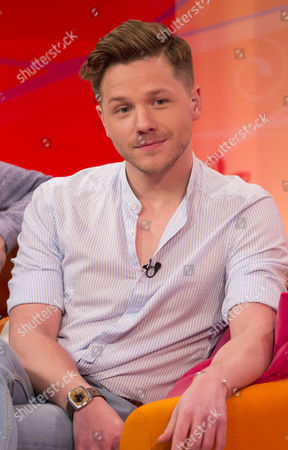 Editorial photo of 'Lorraine Live' TV Programme, London, Britain - 25 Mar 2014