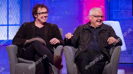 Stock Image of Bob Golding and Gary Morecambe