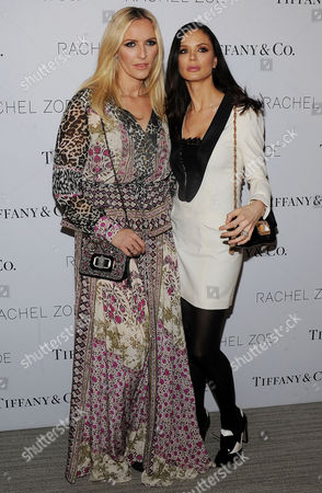 Editorial picture of Rachel Zoe 'Living In Style' book launch, New York, America - 24 Mar 2014
