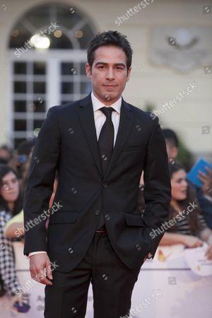 Editorial image of Malaga Film Festival, Andalusia, Spain - 23 Mar 2014