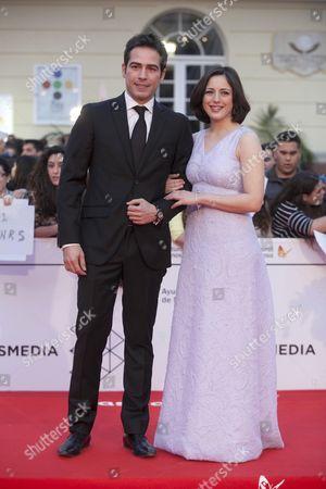 Editorial picture of Malaga Film Festival, Andalusia, Spain - 23 Mar 2014