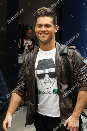 Stock Picture of Henry Byalikov