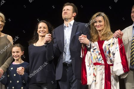 Editorial picture of 'Fatal Attraction' play press night at the Theatre Royal Haymarket, London, Britain - 25 Mar 2014