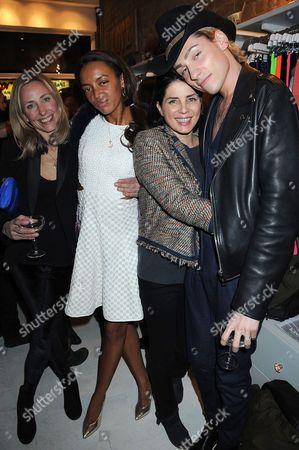Editorial photo of Lark London Boutique launch party, London, Britain - 25 Mar 2014