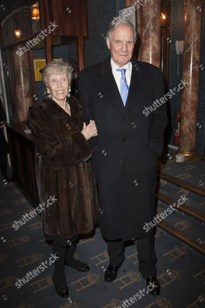 Stock Image of Maria Aitken and Jonathan Aitken