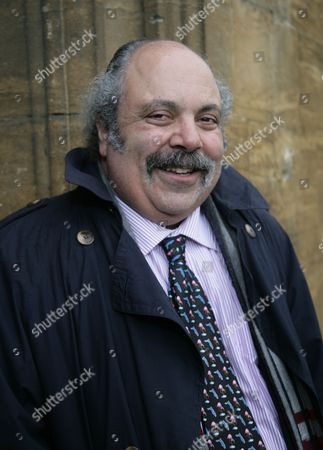 Stock Picture of Fred Plotkin