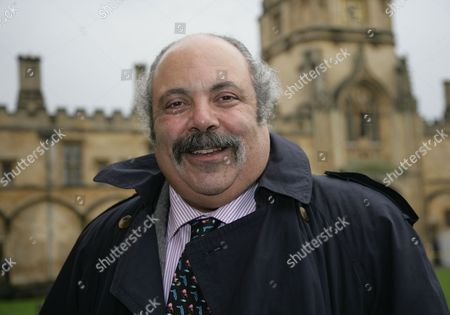 Stock Photo of Fred Plotkin