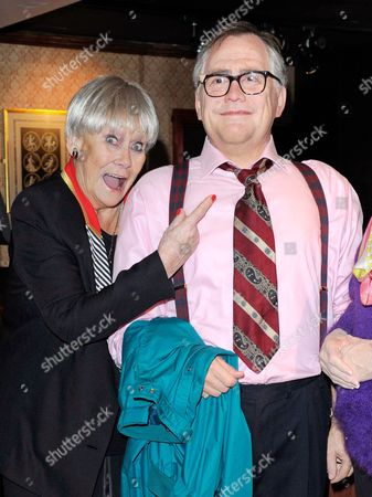 Editorial picture of Coronation Street Jack and Vera Duckworth wax figures revealed, Madame Tussauds, Blackpool, Britain - 26 Mar 2014