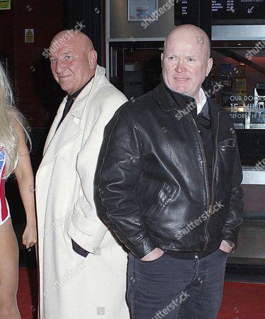 Dave Courtney and Steve McFadden
