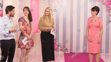 Editorial picture of 'This Morning' TV Programme, London, Britain - 26 Mar 2014