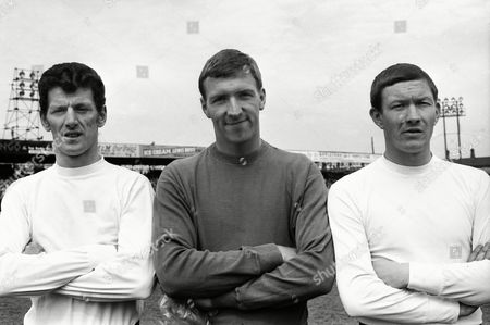 Max Dougan, Anthony Read, and Fred Jardine