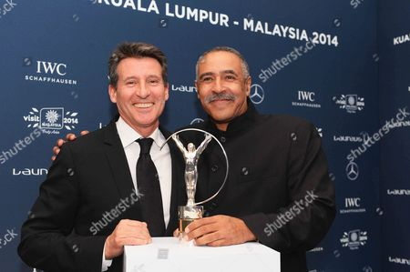 Lord Sebastian Coe, Daley Thompson