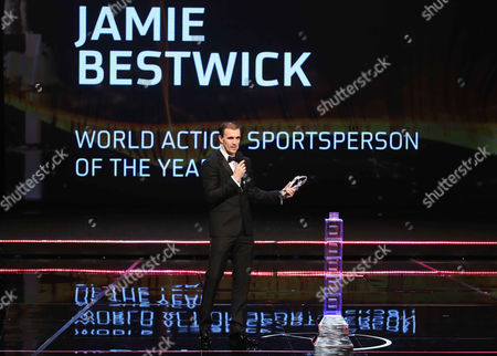 Stock Picture of Jamie Bestwick