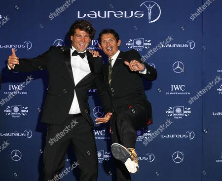 Editorial photo of Laureus World Sports Awards 2014, Kuala Lumpur, Malaysia - 26 Mar 2014